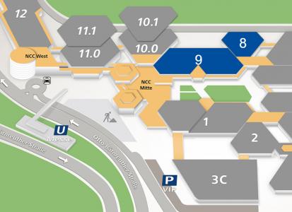 KOMMUNALE 2021 – Hallenplan 1 (außen)