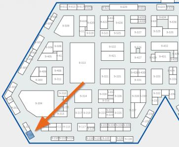 KOMMUNALE 2021 – Hallenplan 2 (innen)